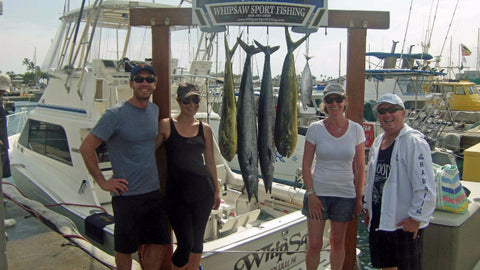 Whipsaw Sport Fishing booked by Hawaii Deep Sea Fishing
