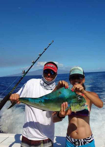 Fishing Maui on The Piper Sportfishing Charter Boat