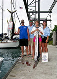 Marlin Grando, Ahi and Ono catches