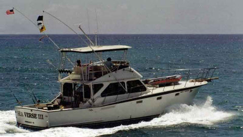 Sea Verse at Sea in Hawaii,  Hawaii Deep Sea Fishing