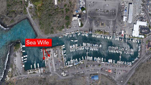 Sea Wife II slip location