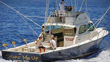 Cuz Sportfishing charter maui hawaii deep sea fishing
