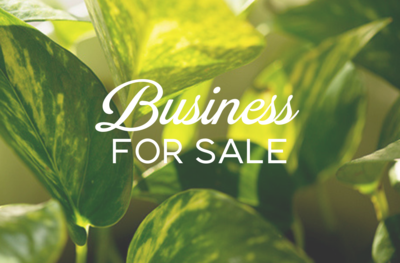 *** Business Opportunity - Bronte ***  RETAIL FLORIST