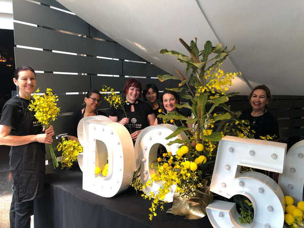 PSF students help the Sydney Dance Company Celebrate 50 years