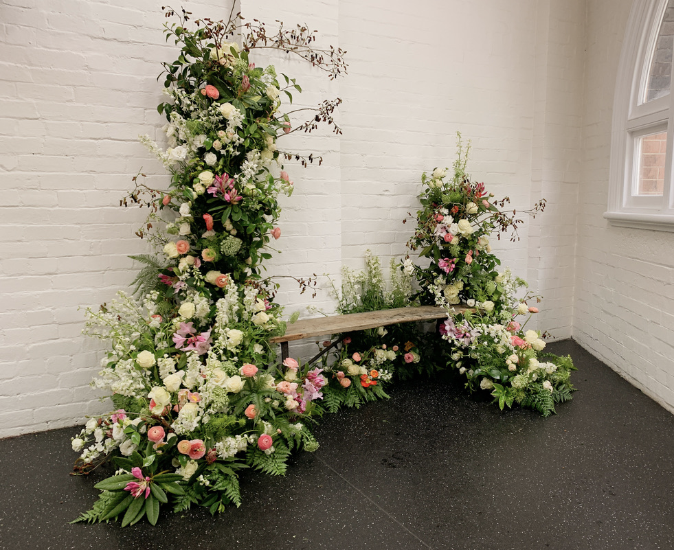 Wedding Florist Events Foam Free
