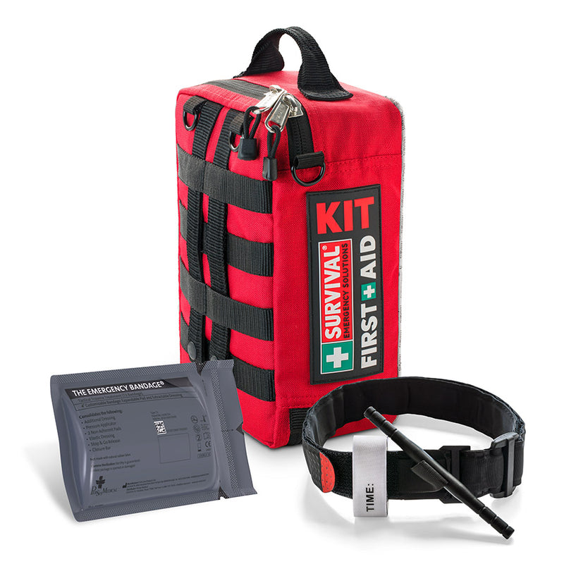 SURVIVAL Work/Home First Aid KIT (USA Model)