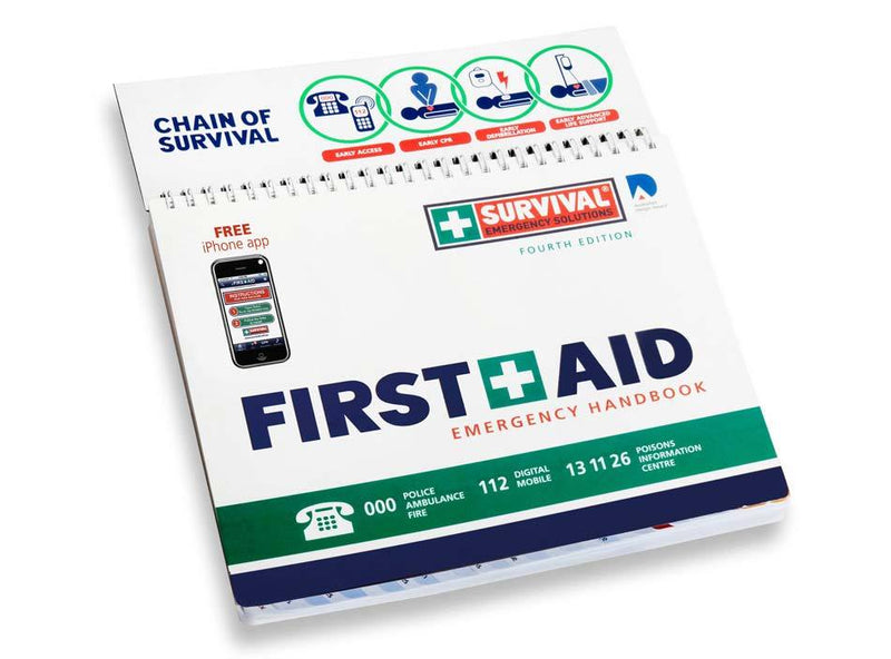 First Aid Emergency Handbook