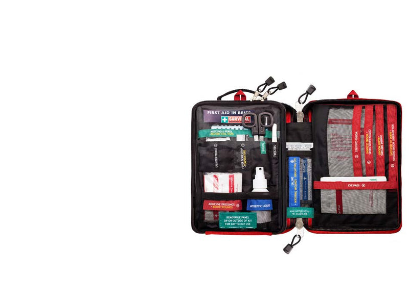 SURVIVAL Work/Home First Aid KIT (Detachable)