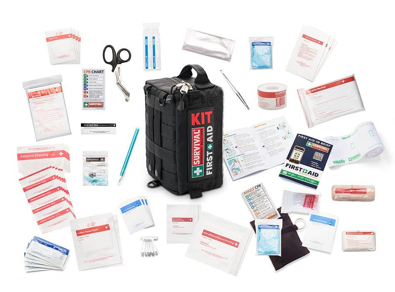 Home and Car First Aid Bundle