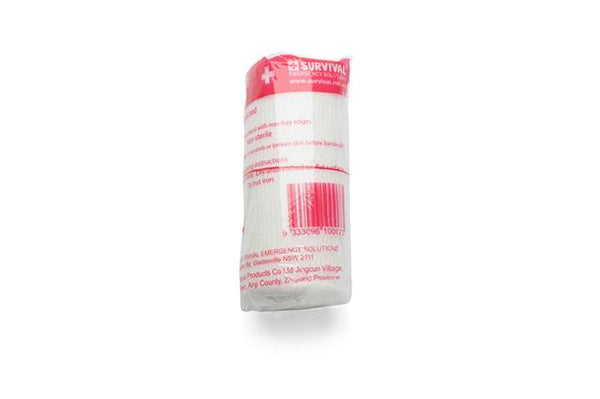 Conforming cotton bandage, 7.5cm x 1.8m unstretched