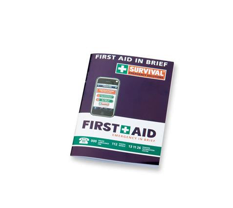 First Aid in Brief
