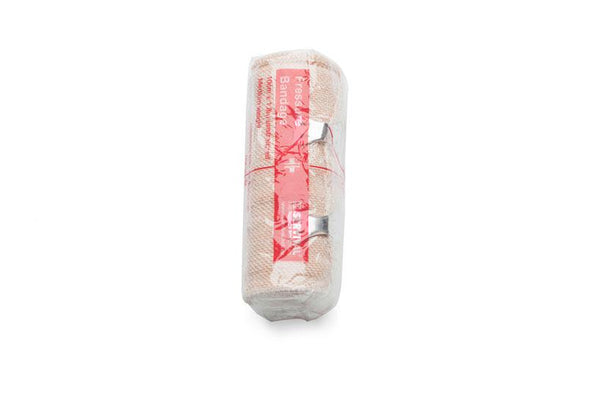 Pressure bandage, medium weight, 10cm x 1.8m unstretched