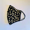 3ply Reusable, Washable Cloth Face Mask, Leopard