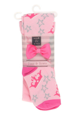 #240 Pink Princess Tights