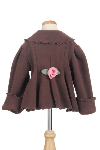 #6014 Brown Garden Jacket