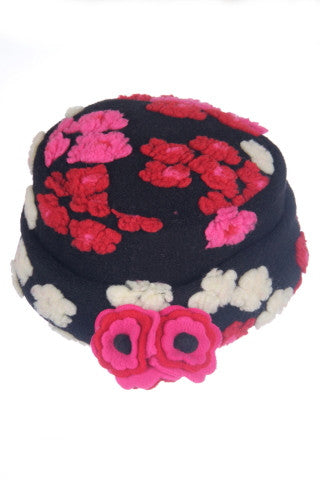 #5100 Cherry Confetti Hi Low Hat (#9516)