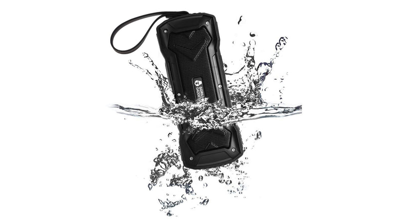 Nessie Waterproof Bluetooth Speaker and Portable Charger