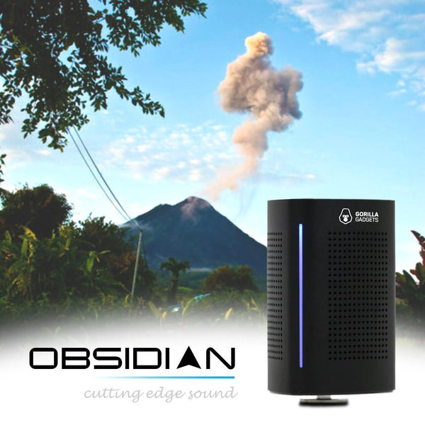 Obsidian Wireless Speaker: Surface Comparison
