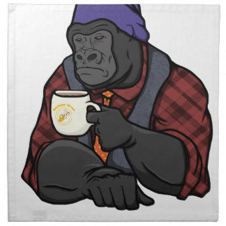 hipster gorillas love wireless charging
