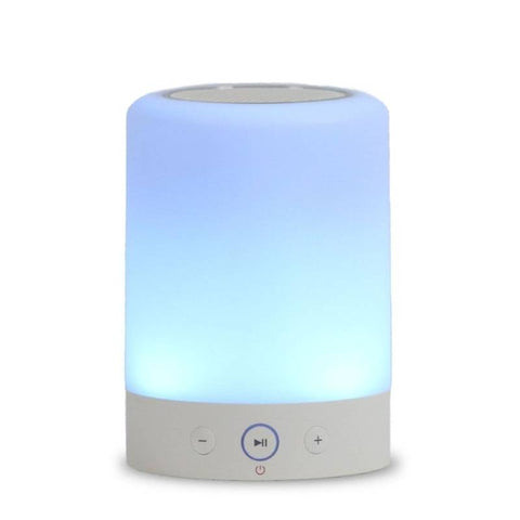 Dream Light Touch Light Bluetooth Speaker Color Changing Nightlight