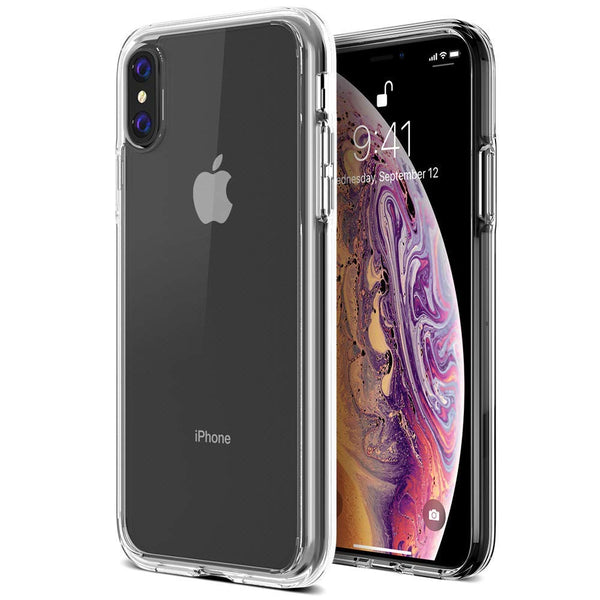 iPhone X / Xs Clear TPU Case - Gorilla Gadgets