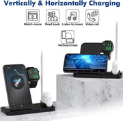 4-in-1 Charging Stand