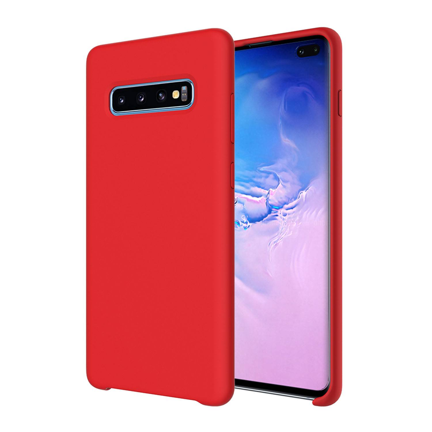 Samsung Galaxy S10 Plus Liquid Silicone Case