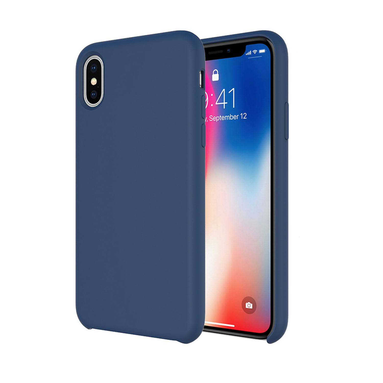 iPhone Xs Max Liquid Silicone Case