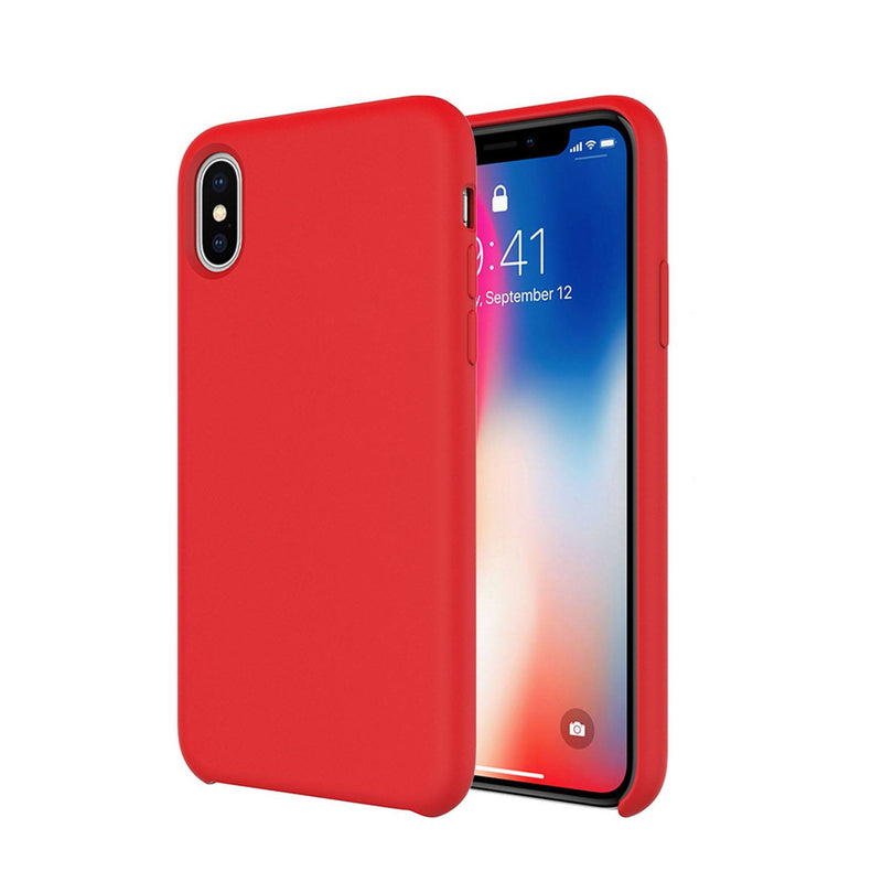 iPhone Xs Max Liquid Silicone Case - Gorilla Gadgets