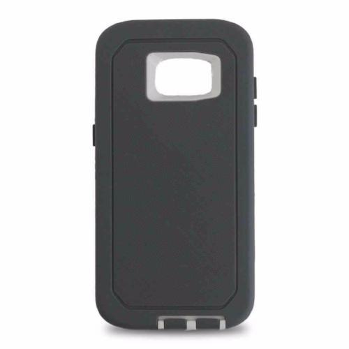 Samsung Galaxy S6 Tough Defender Case  W/ Belt Clip Holster - Gorilla Gadgets
