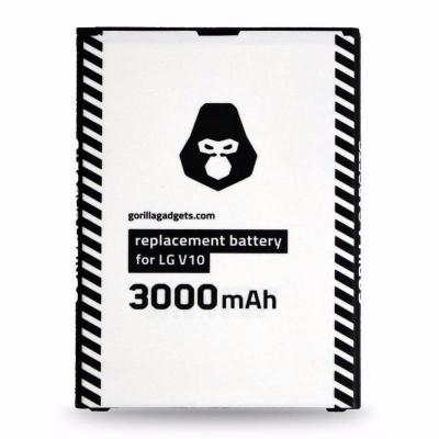 LG V10 Standard Replacement Battery (3000mAh) - Gorilla Gadgets