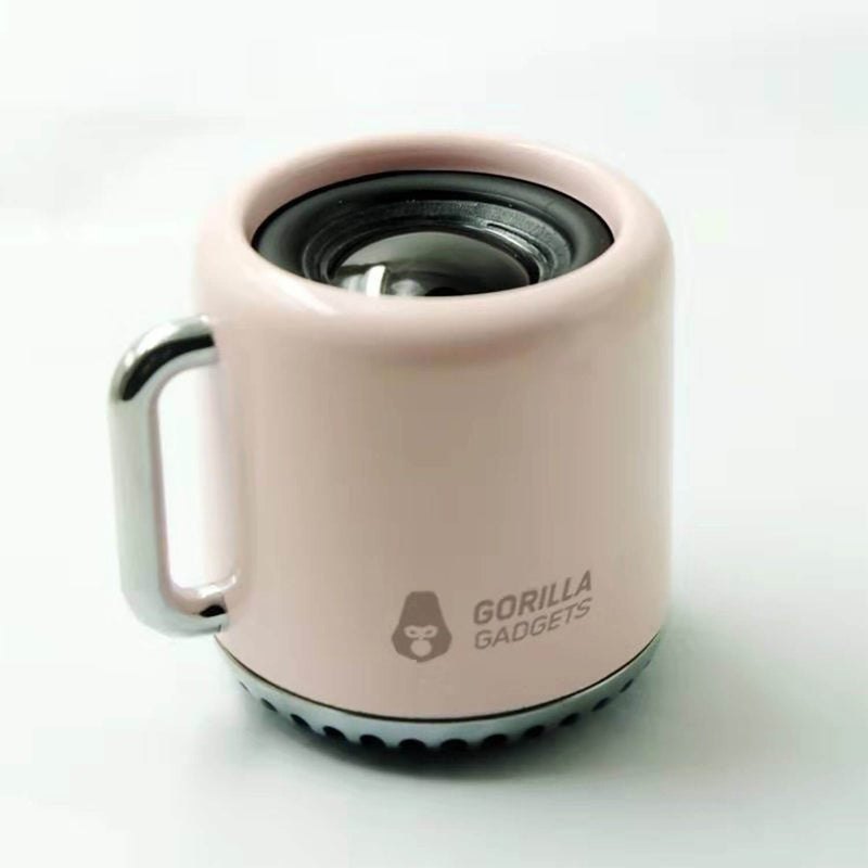 Tea Cup Mini Bluetooth Speaker - Gorilla Gadgets