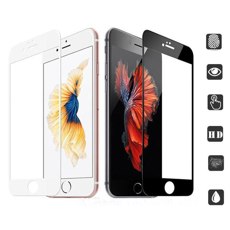 Iphone 7 Plus Full Tempered Glass Phone Screen Protector Gorilla Gadgets
