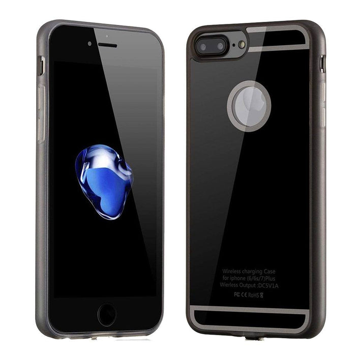 the best attitude 21097 4216a iPhone 7 Plus / 6s Plus / 6 Plus Qi Wireless Charging Receiver Case