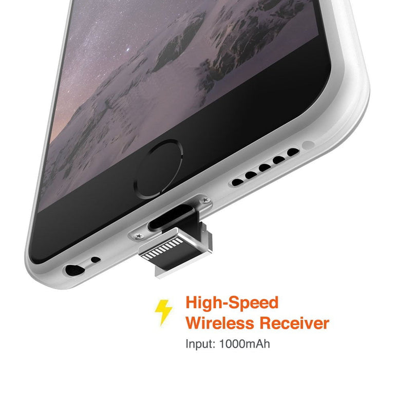 iPhone 7 Plus / 6s Plus / 6 Plus Qi Wireless Charging Receiver Case - Gorilla Gadgets