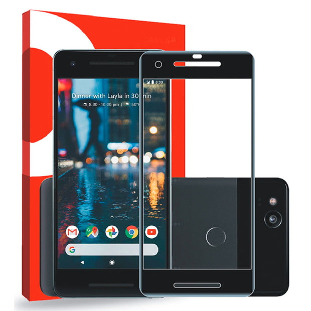Google Pixel 2 Tempered Glass Screen Protector - Gorilla Gadgets