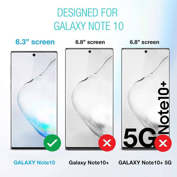 Samsung Galaxy Note 10 Flexible TPU Film Screen Protector - Gorilla Gadgets