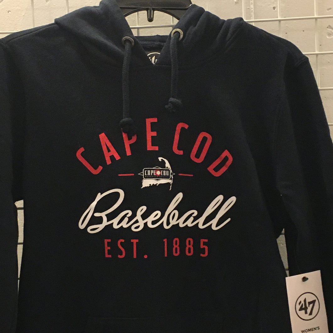 Cape Cod Baseball Women's '47 Headline Hood