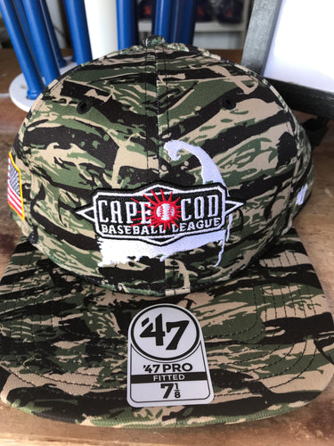 Cape Cod Baseball League Camo Pro