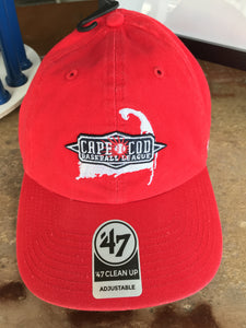 Cape Cod Baseball League '47 Red Clean Up