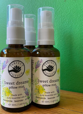 Sweet dreams pillow mist