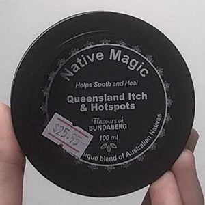 Native Magic Queensland itch & Hotspots