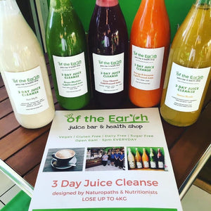 3-Day Juice Cleanse Program