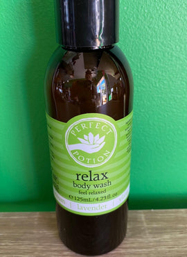 Relax body wash
