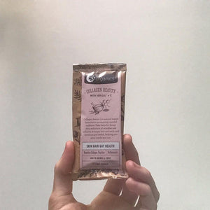 Nutra Organics Collagen Beauty Sachet