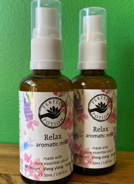 Relax aromatic mist
