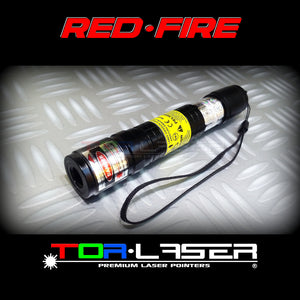 RedFire - 500mW Red Laser Pointer ของ TorLaser