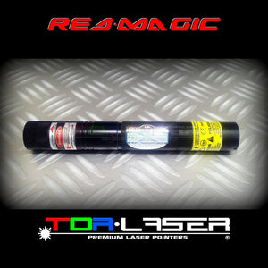 RedMagic - 300mW Laser Pointer Laser by TorLaser