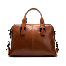 Load image into Gallery viewer, Genuine Leather Bag - Olivia
