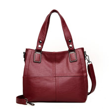 Load image into Gallery viewer, Genuine Leather Tote - Harper